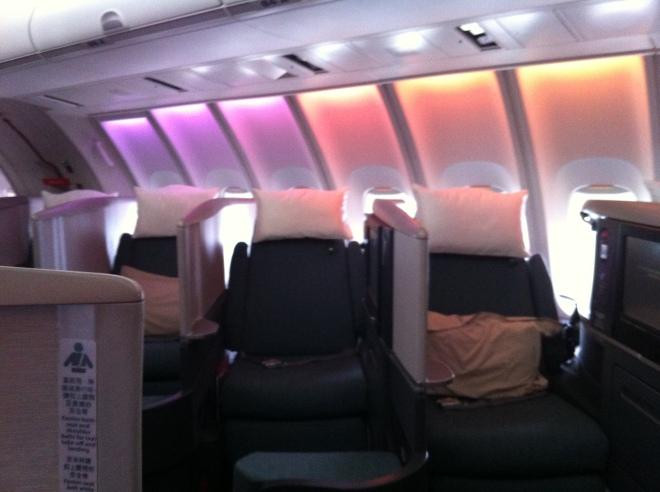 CX 747 Mood Lighting