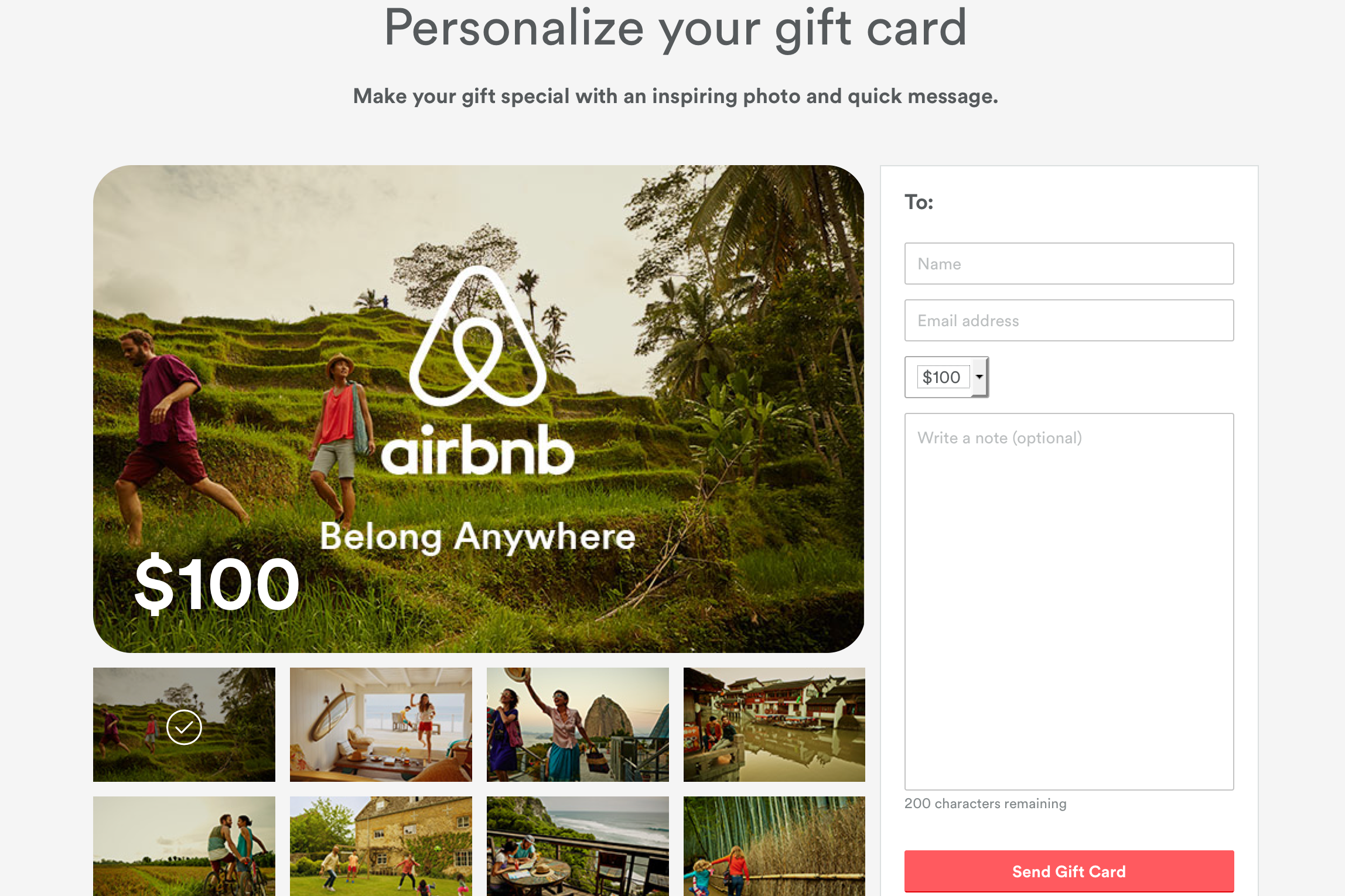 $50 off $100 purchase from AirBNB | The Flying Mustache
